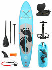 "Entradia IV Agua 12'0 x 6"" Inflatable Paddleboard + Deluxe SUP Package"
