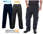 Regatta Wetherby Mens Waterproof Brthable Thermal Padded Insulated Over Trousers