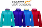 Regatta Connie III Womens Warm Backed Water&Wind Res Softshell Jacket