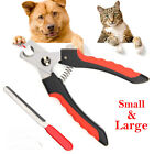 Stainless Steel Nail Clipper Cutter Scissor For Pets Dog cat Grooming Trimmer