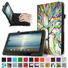 Fintie Leather Case Cover For RCA Viking Pro 10.1 inch Detachable 2-in-1 Tablet