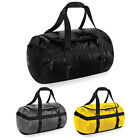 New Unisex Bag Base Tarp 50 Litre Duffle Detail Hand or Backpack Style One Size
