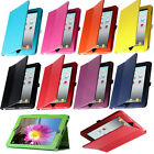 Magnetic PU Leather Book Stand Folio Case Cover For Apple iPad 1 1st Generation