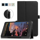 For T-Mobile Alcatel A30 8-inch 9024W 2017 Case Folio PU Leather Stand Cover