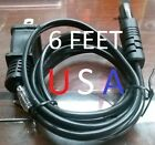 Power Cord Cable Plug for Sony MEGA BASS Port Boombox Tape/CD Player:MODELinside