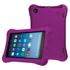 Shock Proof Kids Friendly Case Cover for All-New Amazon Fire HD 8 7th Gen 2017