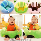 Colorful Baby Support Seat Learn sit Soft Chair Cushion Sofa Plush Pillow Toys