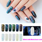 Womens Beauty Glitter Lacquer Manicure Bling Soak Off Star Starry Nail Polish