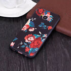 Ultra Slim Soft TPU Pattern Case Cover For Samsung Galaxy S10 Plus/S8+/S9/Note 9