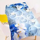 3D Flower 4414 Tablecloth Table Cover Cloth Birthday Party Event AJ WALLPAPER AU