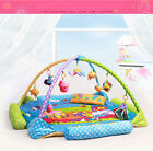 Toddler Soft Touch Blanket Indoor Baby Game Play Mats With Toy Crawl Bed Seats