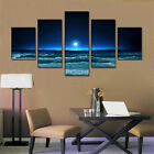Large Modern Art Oil Painting Landscape Canvas Print Unframed Picture Home Decor