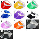 1PC Unisex Summer Outdoor All-match Sun hat Golf Tennis Party Casual Visor Hat