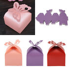 50x Butterfly Sweets Candy Box Favor Box Case Wedding Party Decor Hot HH