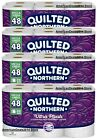 Quilted Northern Ultra Plush Bath Tissue, 48 OR 96 Double Rolls Toilet Paper NEW