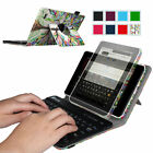 For Amazon Fire 7 5th Gen 2015 360 Rotating Case Cover Bluetooth Bundle Keyboard