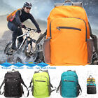 Foldable Backpack Lightweight Daypack Packable Travel Bag Water Resistant Hiking