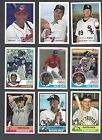 2015 TOPPS ARCHIVES - STARS, ROOKIE RC'S, HOF - WHO DO YOU NEED!!!!
