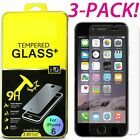 Premium Real Screen Protector Tempered Glass Film For iPhone 6 6s 7 Plus 1-3PCS