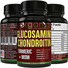 Glucosamine Chondroitin Complete Joint Care Supports Flexibility, Healthy Joints $6.95 USD on eBay