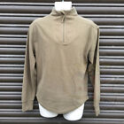 UK BRITISH ARMY SURPLUS PCS SAGE GREEN FLEECE LONG SLEEVE G1, BASE LAYER THERMAL