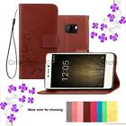For Blu Grand M G070Q G070EQ 5.0 Clover Stylish PU Leather Retro Flip Cover Case