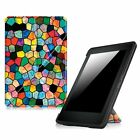 Origami Case Thinnest Lightest PU Leather Cover For Amazon Kindle Voyage 2014