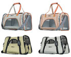 Ollieroo Soft Sided Cat Dog Carrier Pet Travel Portable Bag Home