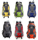 New  Waterproof Nylon Backpack Outdoor Mountaineering Hiking Travel Bicycle Bags