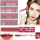 2017 Long Lasting Makeup Waterproof Matte Velvet Lipstick Liquid Lip Gloss Stick