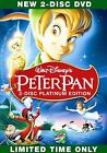 Peter Pan 2-Disc Platinum Edition with slip cover