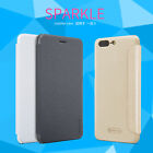 Genuine Nillkin PU Leather Flip Thin lightweight Cover Case For OnePlus 5 Five