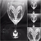 BULL RAM engraved, etched set 4 glasses, gift, associating, personalised free