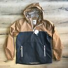 giubbotto IRIE DAILY windbreaker NUOVO caramel hip hop skate rap surf
