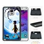 Coraline 1 - Galaxy Note 2 3 4 5 Case Cover