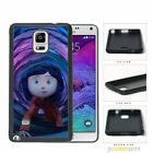Coraline 2 - Galaxy Note 2 3 4 5 Case Cover