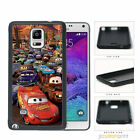 Disney Cars 2 - Galaxy Note 2 3 4 5 Case Cover