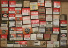 1 EACH TUBE FOR HAM RADIO, TVS, RADIOS, AMPLIFIERS - USED & TESTED LOT 10