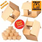 "8"" CUBE SINGLE WALL MAILING POSTAL BOXES 8""X8""X8"""