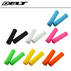 MTB folding road bicycle bike Skid-Proof rubber grips for 22.2mm handlebar pink