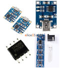 TP4056 Micro/Mini USB Charger Module 5V 1A 18650 Lithium Battery Charging Board