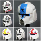 Custom CLONE PILOT HELMET for  Star Wars Minifigures -Pick the Style!-