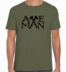AXEMAN ARBORIST T-Shirt  Chainsaw/Climbing/Forestry/Logging/Timber/Firewood
