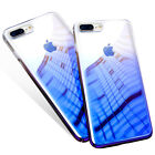Ultra Thin Gradient Electroplate Hard Acrylic Case Cover for iPhone 7/6/6s Plus