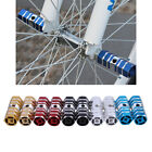 stunt pegs for bmx - 2pcs Axles Aluminum Alloy Stunt Foot Pegs Pedal for BMX Bicycle Cycling