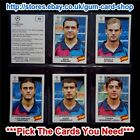 PANINI - UEFA CHAMPIONS LEAGUE 1999-2000 (1 - 81) *PLEASE SELECT STICKERS*Sports Stickers, Sets & Albums - 141755