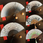 Fashion Antique Folding Female Fan Classical Mixed Decoration Home Furnishing