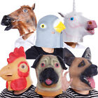 Animal Horse Unicorn Full Head Mask Halloween Stag Hen Night Party Fancy Dress