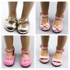 New Fashion Handmade Boot Shoes For All 18 inch Girl Doll Party Gifts BL