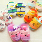 Winter Warm Rabbit Slippers Womens Mens Home  Indoors Cozy Cute Animal Shoes